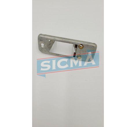 Electricité - Platine porte navette - pièces détachées SIMCA