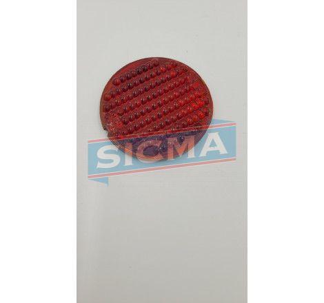 Eclairage / feux & ampoules - Catadioptre de lanterne - pièces détachées SIMCA