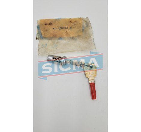 Electricité - Barillet de contacteur - pièces détachées SIMCA