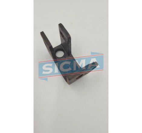 Freinage - Equerre et chappe assemblées - pièces détachées SIMCA