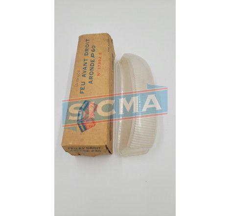 Electricité - Ecran de lanterne AVD - pièces détachées SIMCA