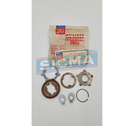 Accueil - Pochette de freins BV - pièces détachées SIMCA