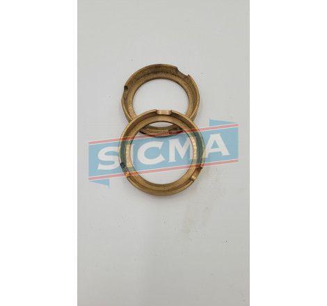 Accueil - Jeu de deux rondelles d'étanchéité - pièces détachées SIMCA
