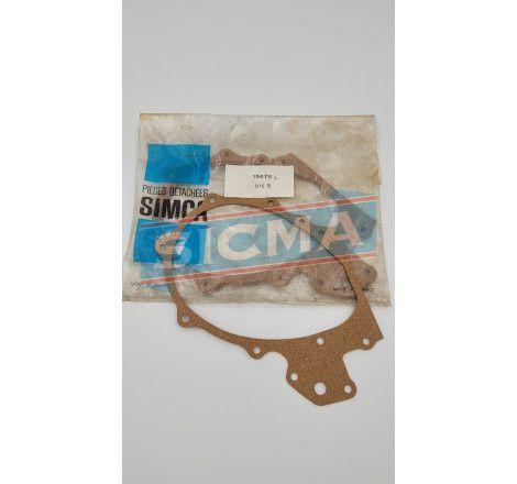 Accueil - Joint de carter de distribution - pièces détachées SIMCA