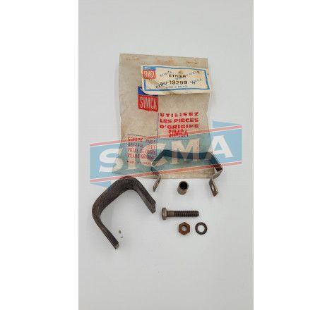 Accueil - Bride AR de lame de suspension - pièces détachées SIMCA